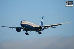 N788UA - 26942 - United Airlines - Boeing 777-222ER - 101205 - Heathrow - Steven Gray - IMG_5488
