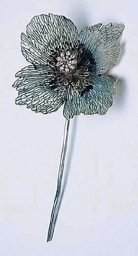 003-Amapola-Lalique 1897- Museo de Orsay-© ADAGP - Musée d'Orsay foto - RMN