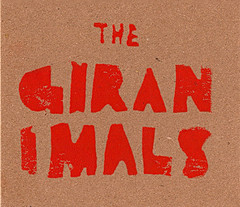 giranimals cd cover