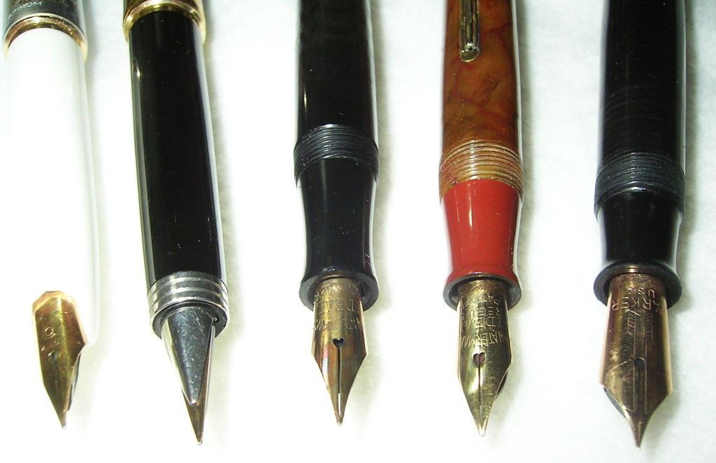 Inkophile Pens for Sale - Dec, 2010 #3