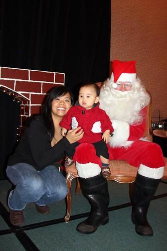 Z & Santa