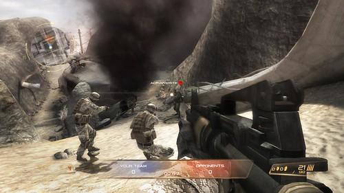 5264420162_748e9700f1 BOMBA! Modern Combat para...PS3? Sim!