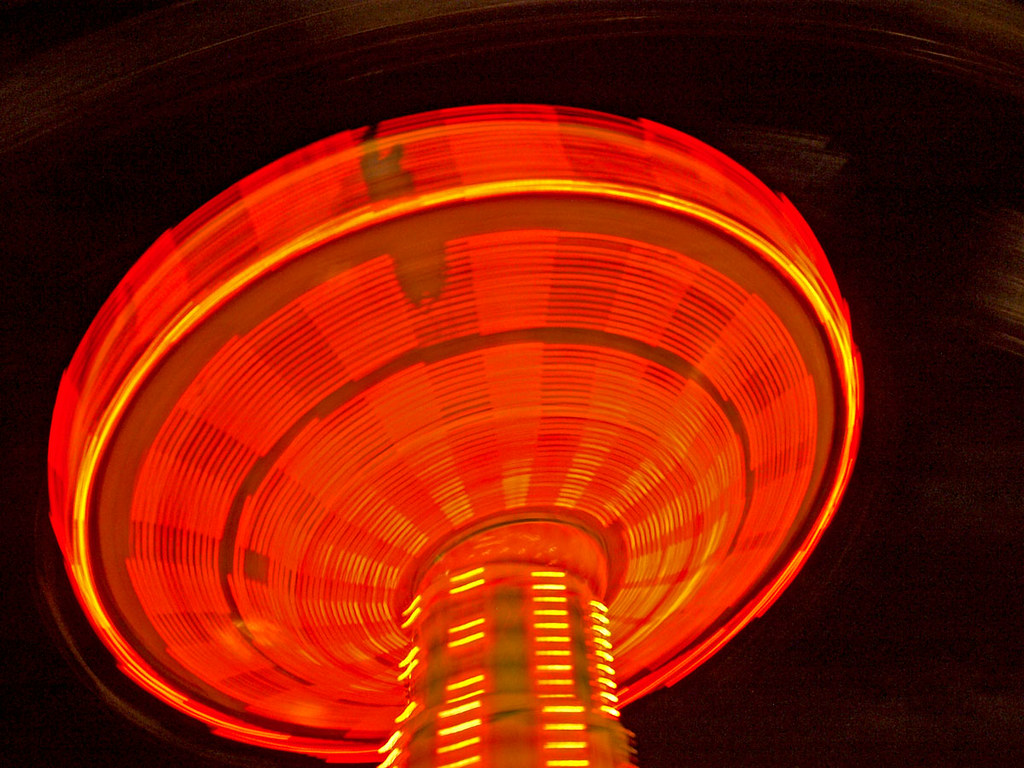 dizzy spin