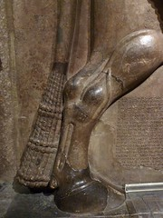 Leg of Winged Bull (plingthepenguin) Tags: britishmuseum assyrian