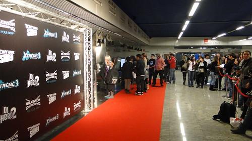 Evento Activision Metro Madrid