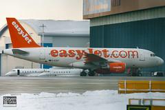 G-EZDT - 3720 - Easyjet - Airbus A319-111 - Luton - 101220 - Steven Gray - IMG_7115