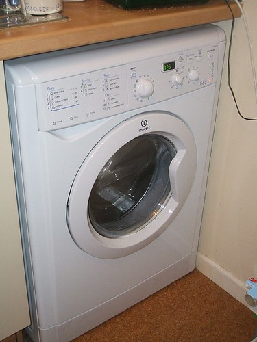 New washer