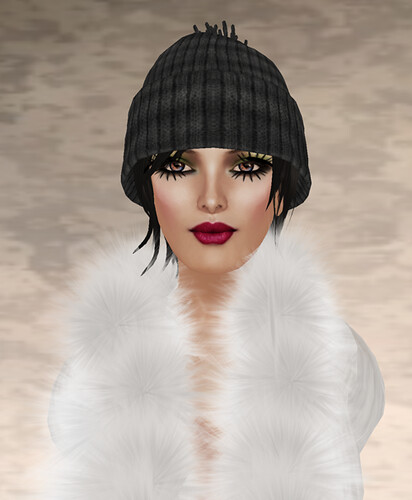 Nick Ree white fur coat and boots for free + YS&YS Skin hunt item