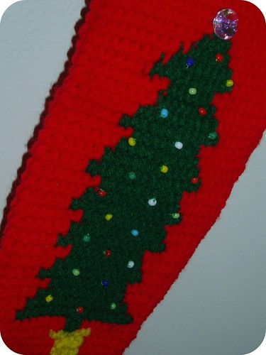 Elliott Crochet Stocking Details
