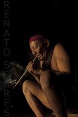 Indios do Xingu - Kalapalo (www.renatosoares.com.br) Tags: brasil xingu indios tabaco aldeia magia etnias kalapalo pajés