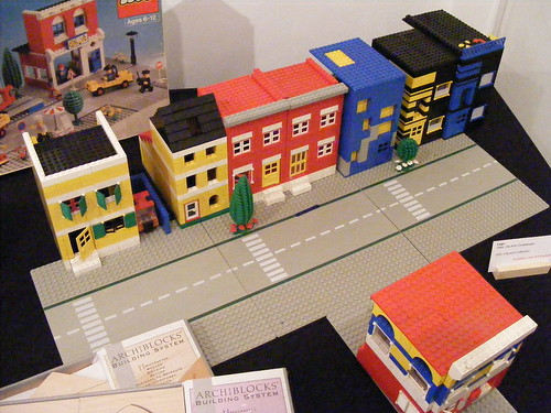 1949 Legos, Center for Architecture