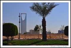 Riyadh - the Magic Kingdom (Colin J Spence Photos) Tags: tower skyscraper riyadh saudiarabia ksa kingdomtower