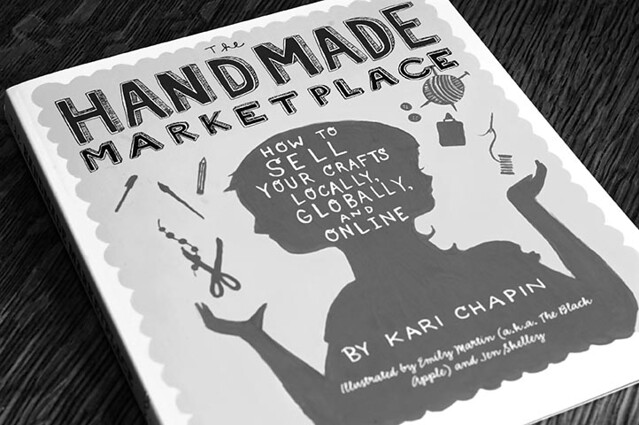 The Handmade Marketplace (cover)