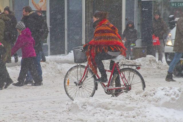 Snowstorm Knit
