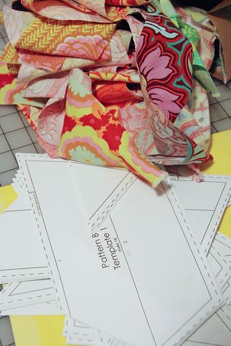 Sunshine quilt progess-5