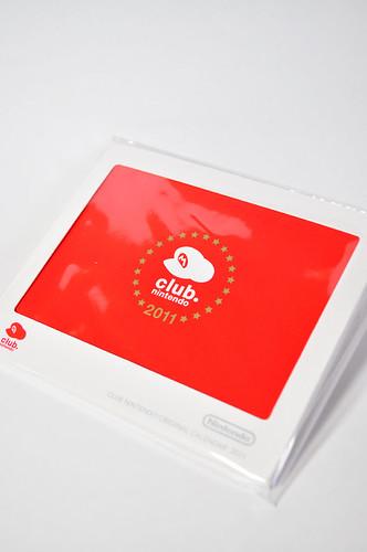 クラブニンテンドーカレンダー2011