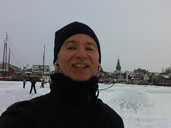 Gouwzee 2e kerstdag 2010 Monnickendam
