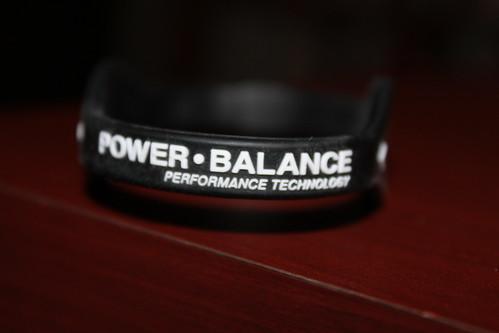 Power Balance Bracelet