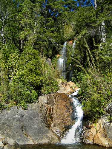 Cascada de los Novios, Peulla, Chile by katiemetz, on Flickr