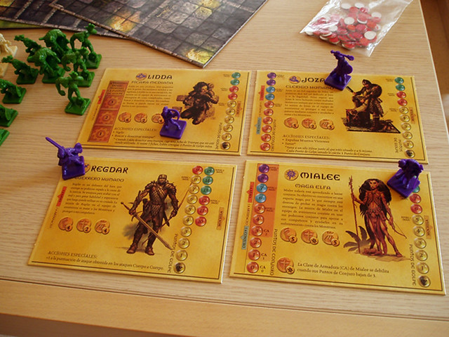 DUNGEONS AND DRAGONS: LA AVENTURA FANTÁSTICA 5296486631_9965e0a464_z