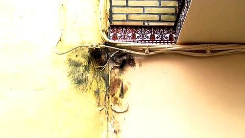 Un rayo destroza una vivienda de nuestro pueblo