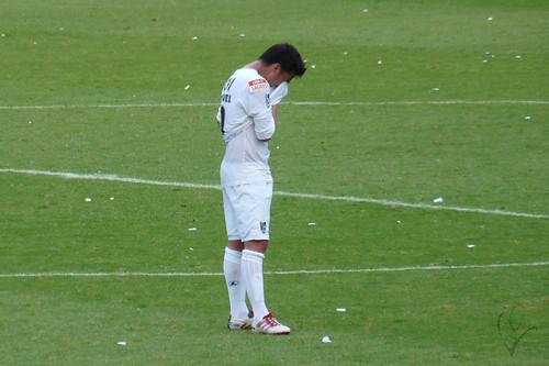 Vitória 1 - 2 Marítimo - Desilusão 2010