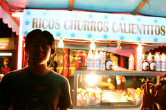(Lul Aguilar) Tags: friends food amigos delicious diana manuel ricos churros calientitos foodz