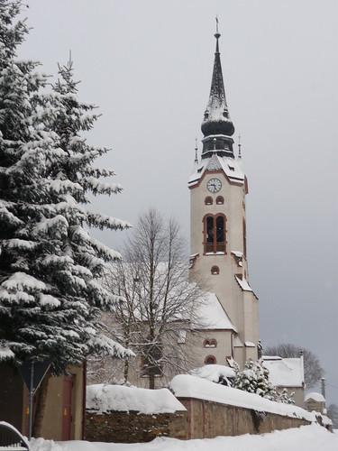 Die Sehmaer Pauluskirche