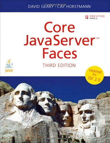 Libros Java Server Faces (JSF)