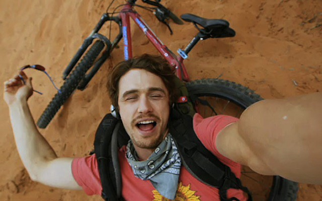 Reseña 127 Hours - James Franco