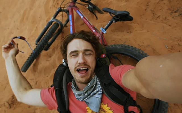 Reseña 127 Hours - James Franco