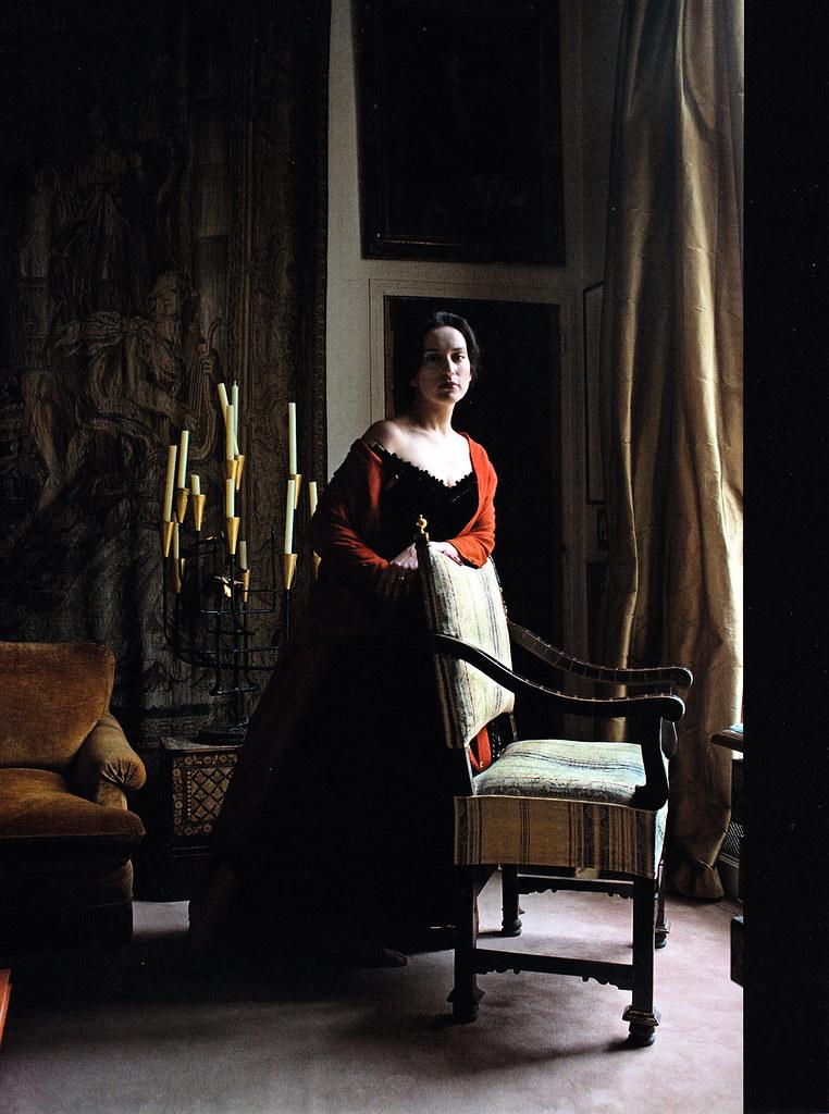 Olga de Grecia-Deborah Turbeville 1