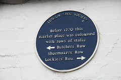Photo of Blue plaque number 5538