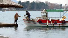 Bon Voyage (RobW_) Tags: wednesday boat fishing december greece greeting 2010 kamena vourla ftiotida dec2010 29dec2010