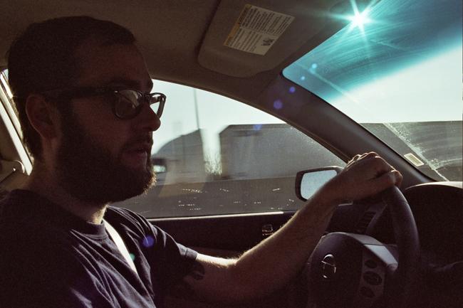 road trip beard