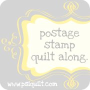 Postage Stamp Quilt Along