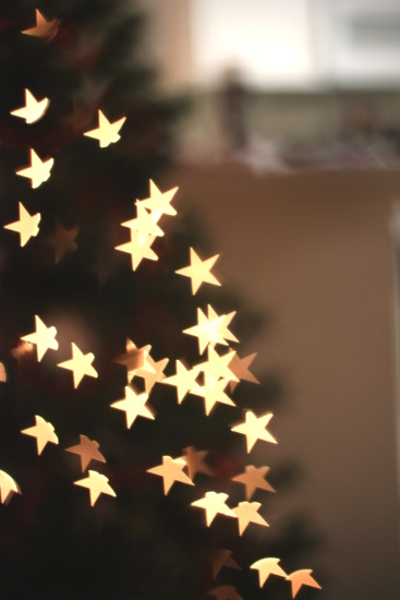 Star Custom Bokeh