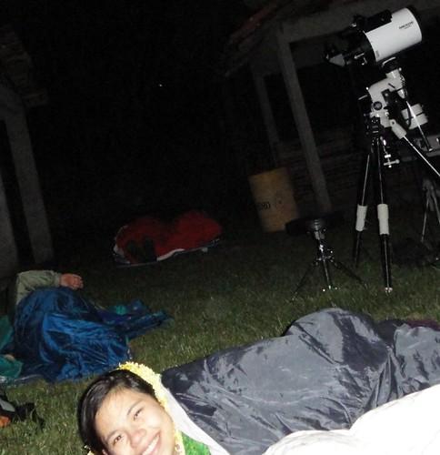 1. Star Party- Fiesta de Estrellas, 2010, Cuadrántidas