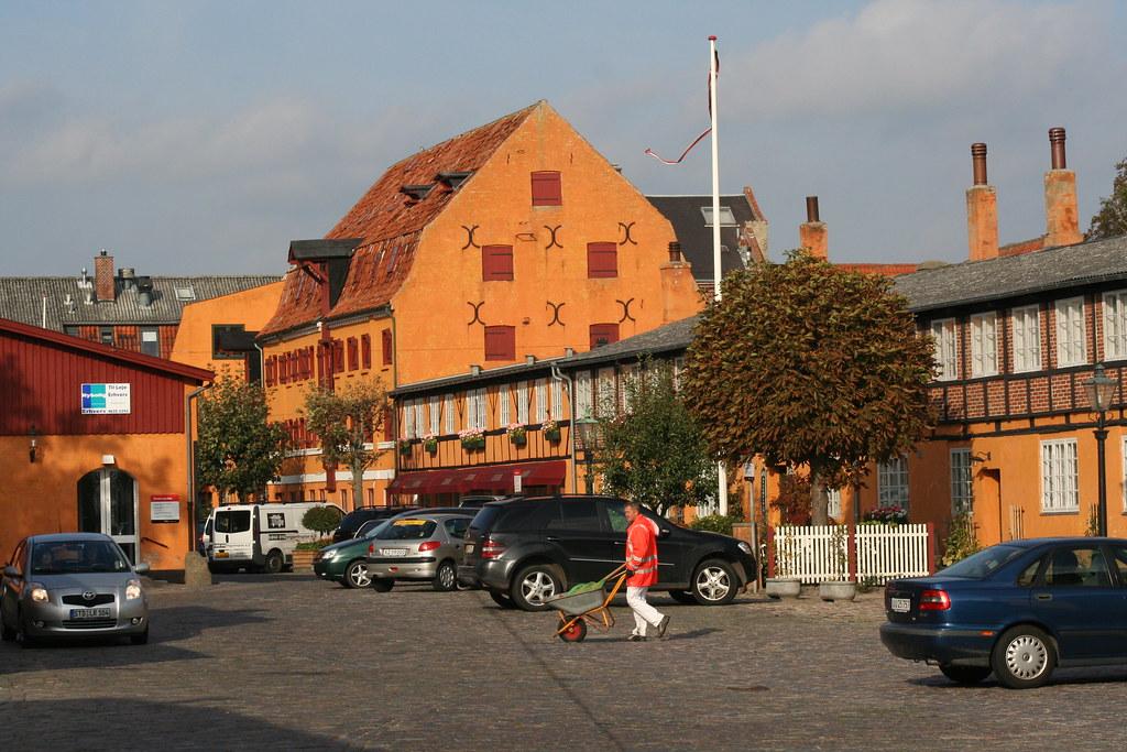 Gård i Køge