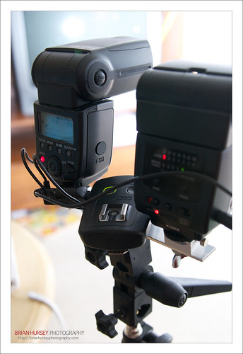 Cactus v5 dual flash bracket