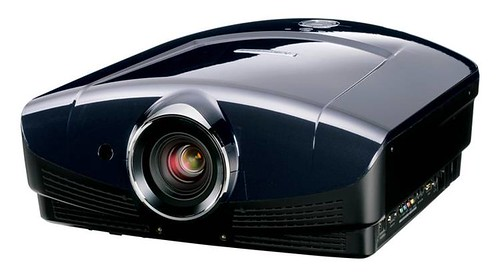 Diamond HC9000 3D High-Definition Home Theater Projector from Mitsubishi Electric Shown at CES 2011
