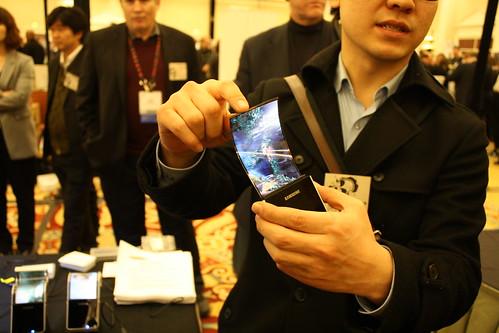 Samsung Mobile Display CES-2011