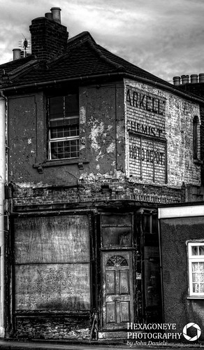 6/365 Long Abandoned Portsmouth - Arkell The Chemists
