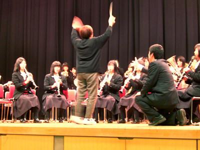 大阪市立扇町総合高校 吹奏楽部「OHGIES」