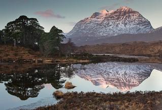 Liathach & Loch Clair, Glen Torridon
