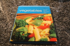 Cover of Parragon Publishing's Vegetables Cookbook