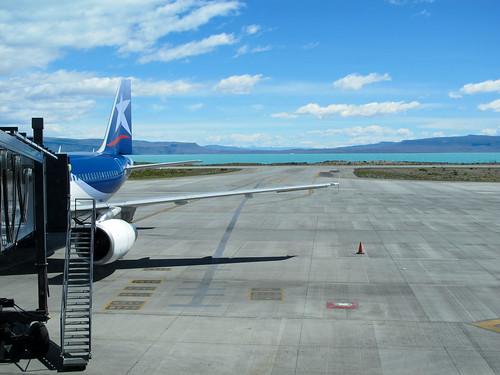 El Calafate Airport - Patagonia, Argentina