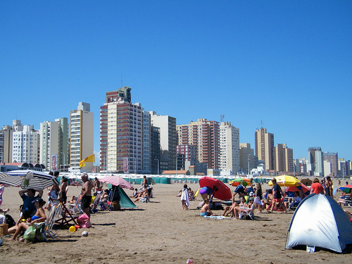 Downtown Beaches of Necochea, Argentina by katiemetz, on Flickr