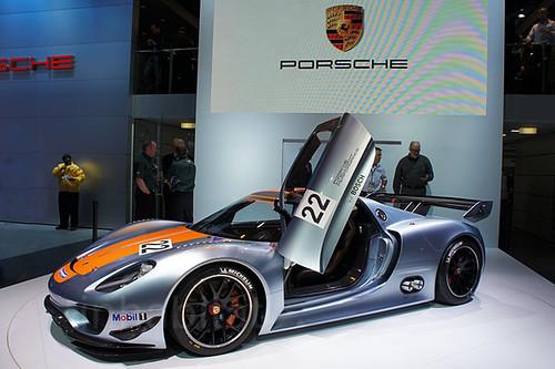 Porsche 918 Hybrid Race Car. Inhabitat#39;s photostream (6755) middot; Porsche