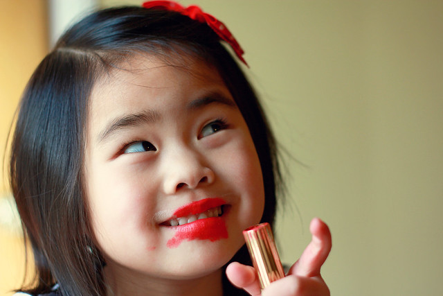Lily lipstick